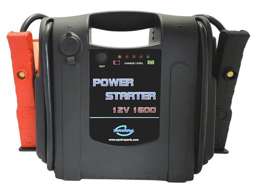 Batterie-Booster Power Starter 12V 1600A