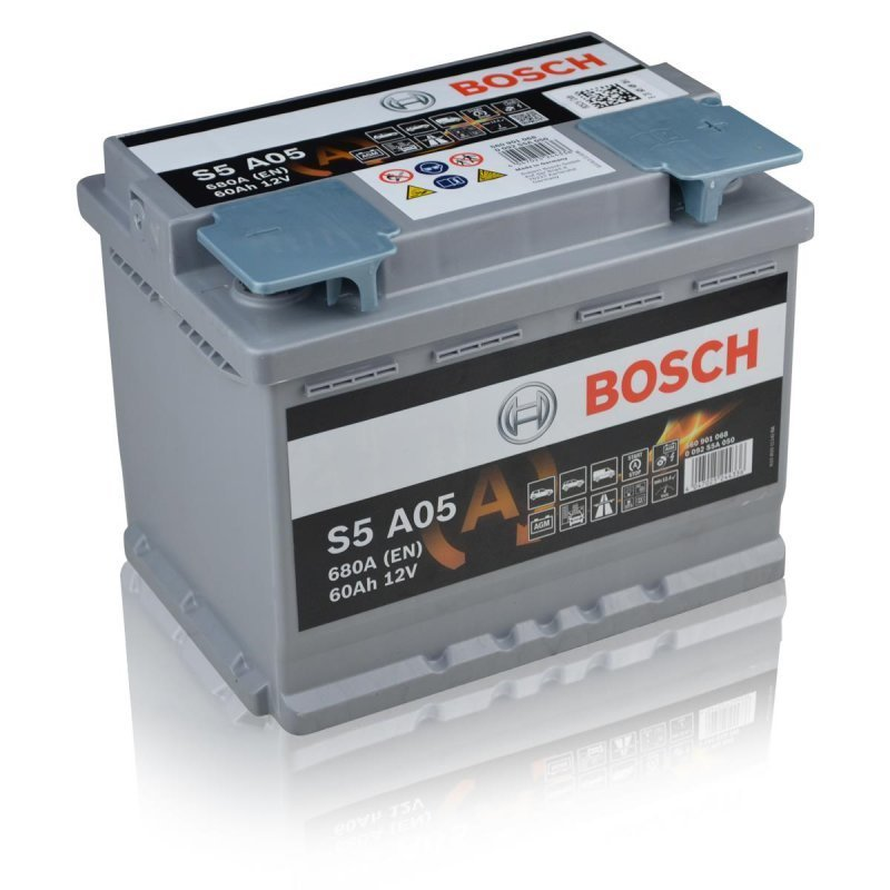 bosch s5 a08 agm 12v 70ah 760a autobatterien g. Black Bedroom Furniture Sets. Home Design Ideas