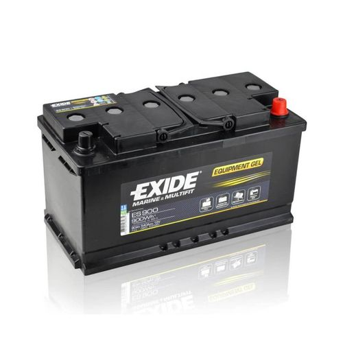 Exide Equipment Gel (Gel G80) 12V 80Ah