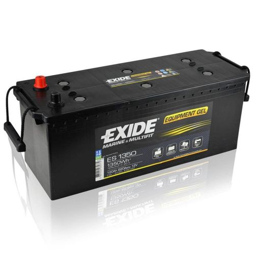 Exide Equipment Gel (Gel G120) 12V 120Ah