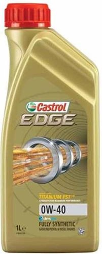 EDGE 0W-40 Titanium Fully synthetic 1L