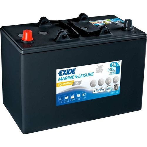 Exide ES950 Equipment Gel (Gel G85) 85Ah